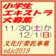 小学生エキストラ大募集 ndjc2019