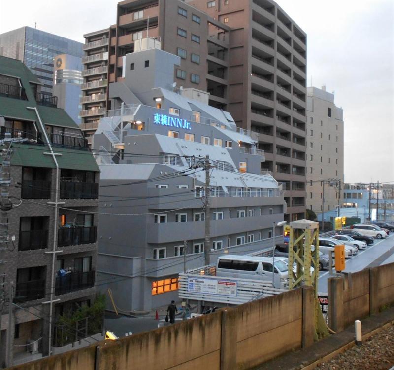東横インJr.川崎駅前