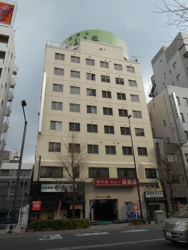 ホテルニュー魚眠荘(2015/3)