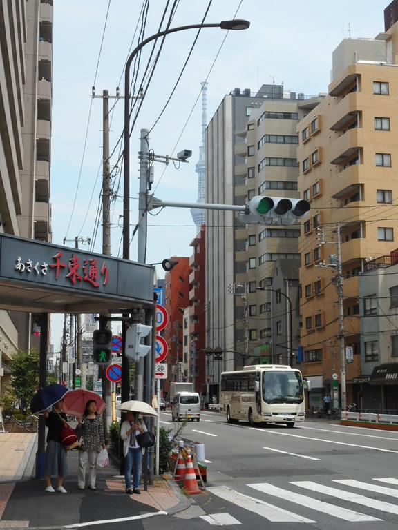 ホテルWBF東京浅草(2018/7/11)