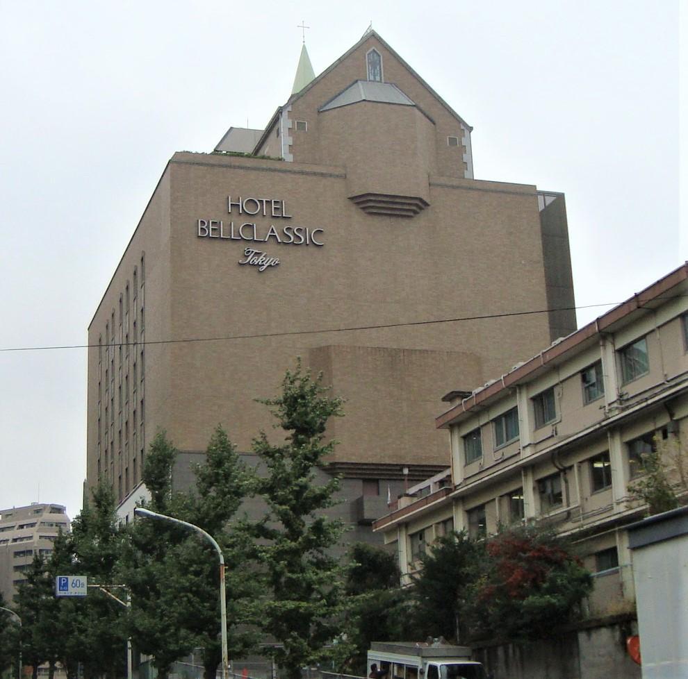 ホテルベルクラシック東京(2010/11)