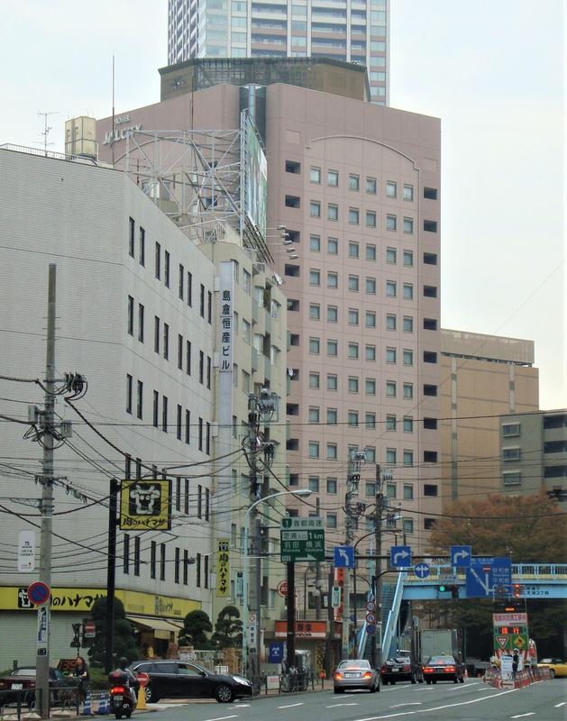 ホテルJALシティ田町東京(2011撮影)