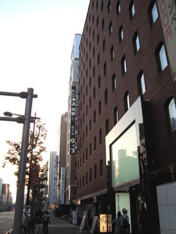 旧・ホテル日本橋ヴィラ