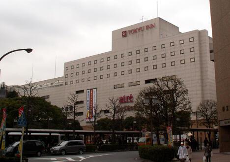 大森東急イン(2006/2)