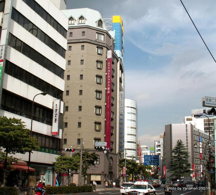 ホテル ストリックス東京