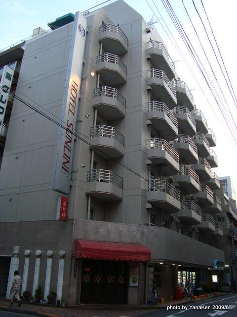 旧・ホテルサンライン蒲田(2019/6)