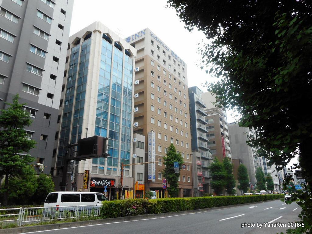 東横イン アキバ浅草橋駅東口