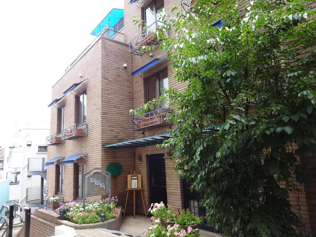 坂のホテル トレティオお茶の水(2013/7)