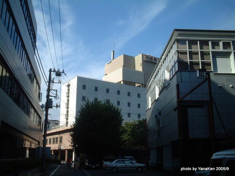 旧・東京弥生会館