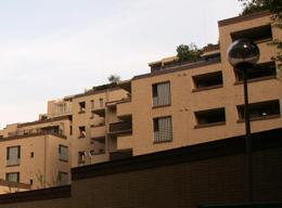 建て替え後の江戸川アパート